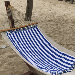 Stripe Blue- Beach Towel/20%Sale/