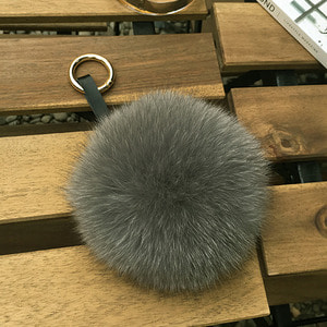 FOX FUR - Gray [BigSize] /40% Sale/
