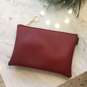 Moment Red Clutch /30%SALE/