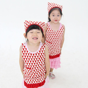 polka dot_red (baby)