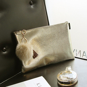 Fancy Gold Clutch